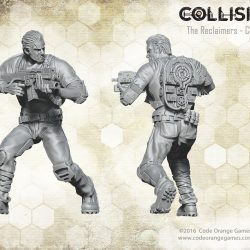 code orange games collision reclaimer collector assault rifle grenadelauncher