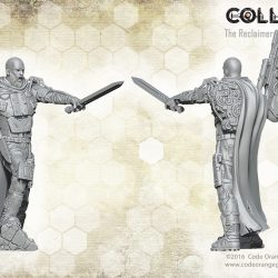 code orange games collision reclaimer expedition leader